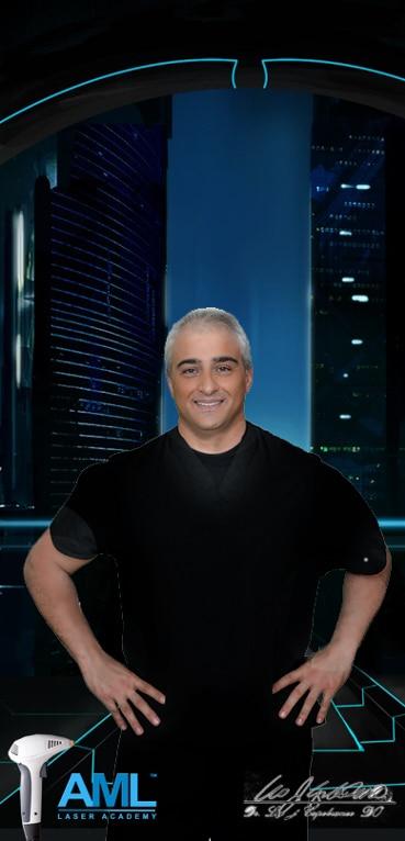 Dr  Leo Capobianco Director - Aesthetic Laser Academy