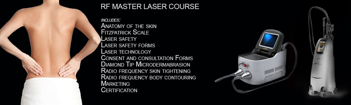 Radio Frequency Master Laser Course