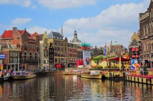 Amsterdam Netherlands laser courses