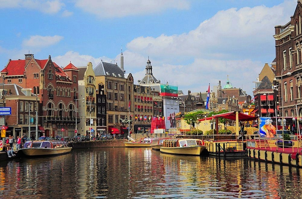 Amsterdam Netherlands laser courses