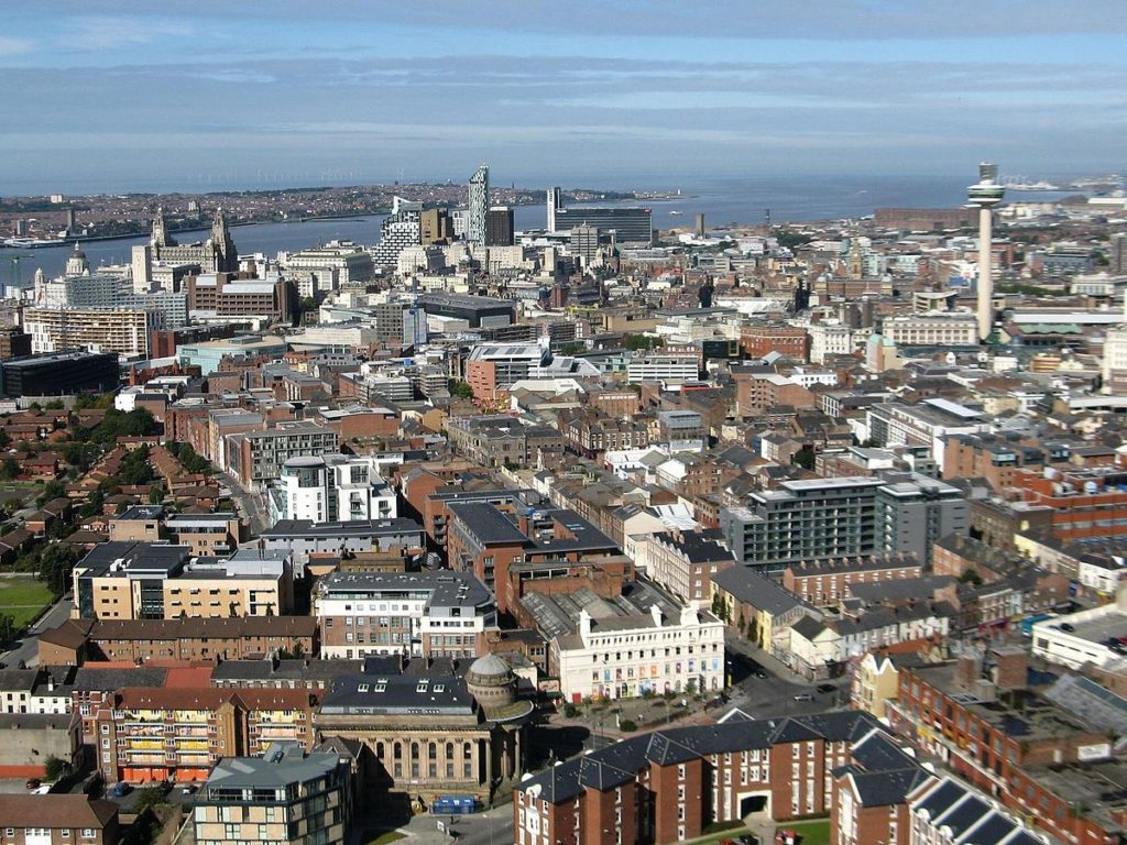 liverpool laser courses