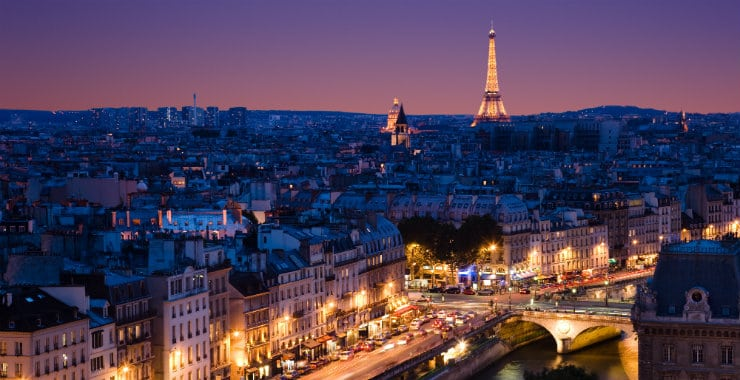 paris laser courses